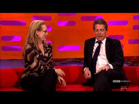 How Meryl Streep and Hugh Grant Ended Up In a Film Together - The Graham Norton Show