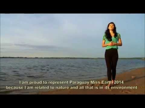 Miss Earth Paraguay 2014 Eco-Beauty Video