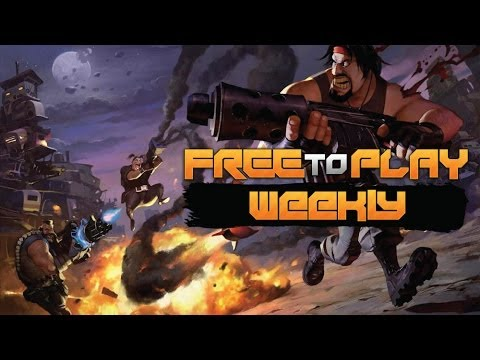 Free To Play Weekly - Blade & Soul, Tree Of Savior, Aura Kingdom (ep