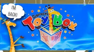 Toys R Us is COMING BACK as a Geoffrey's Toy Box!? | Alanna Grace