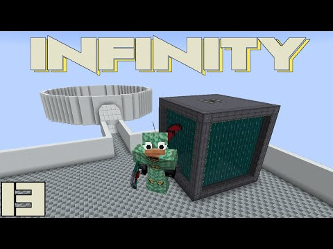 Minecraft Mods FTB Infinity -