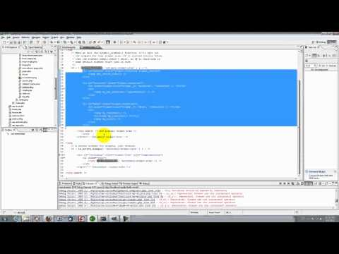 Using Dynamic Sidebars In Wordpress Tutorial