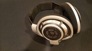 Z Review - Sennheiser HD800