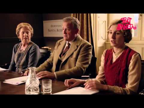 Downton   Text Santa 2015