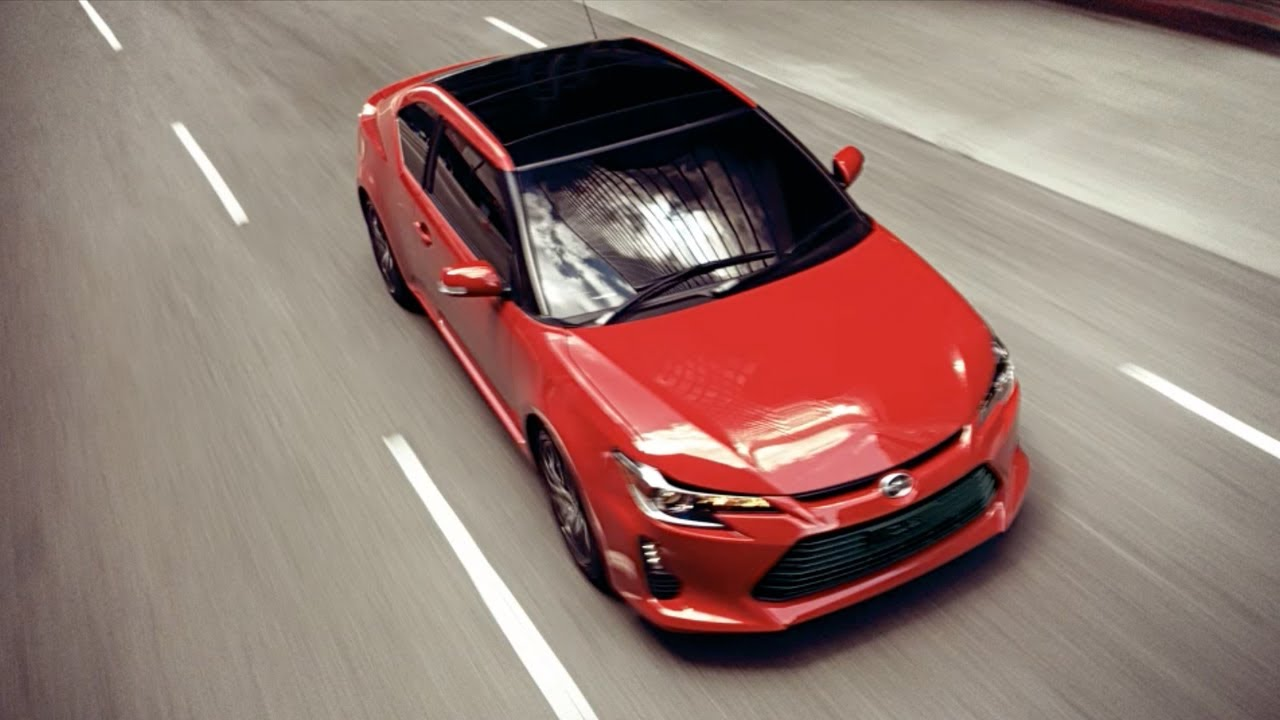 """The New 2014 Scion tC """"King of the Coupe"""" - YouTube"""