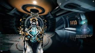 I have a Warframe. I have a Tenno. Uuh! Warframe-Tenno.