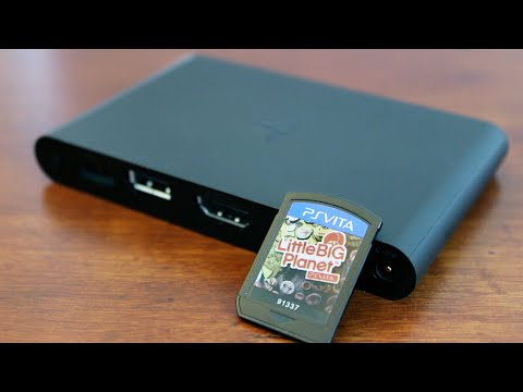 Unboxing Playstation Tv Play Ps Vita Games On Your Tv