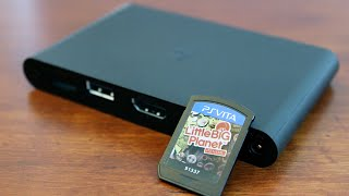 Unboxing: PlayStation TV - Play PS Vita Games on Your TV!