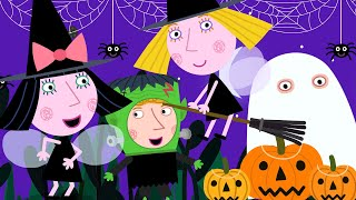 Ben and Holly's Little Kingdom 🎃 Halloween Witch Magic 🎃 | HD Cartoons for Kids