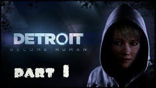 DETROIT BECOME HUMAN  #1