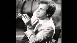 Watch Billy Joel Only A Man video