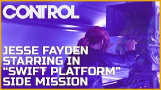 "Jesse Fayden Starring in ""Swift Platform"" Side Mission - Control (The Foundation DLC)"