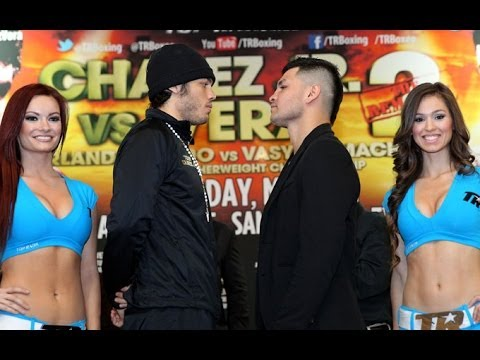 Julio Cesar Chavez Jr. vs.  Brian Vera 2- Final press conference highlights