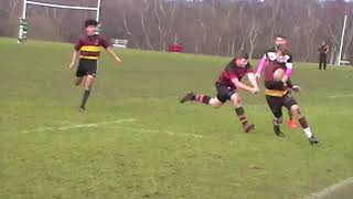 JOSHUA PRICE RUGBY CLIPS