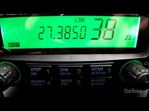 Albrecht AE5890EU Multi Norm Legal AM/FM/SSB Radio