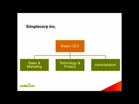 Lecture 10: Accounting Opportunities CFO William H Mitchell; Audible.com Presentation CFO of Audible.com, WIlliam H. Mitchel, is a guest speaker in the class, and he talks about how the accounting...