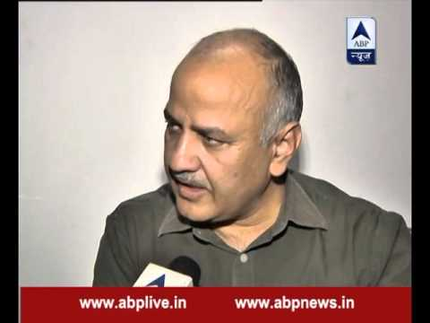 People of India want to know educational qualification of our PM, says Manish Sisodia