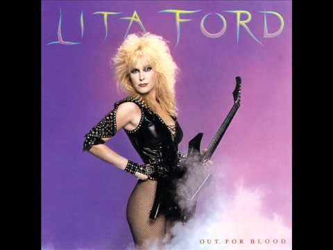 Lita Ford - Just A Feeling