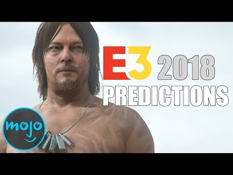 Top 10 E3 2018 Predictions