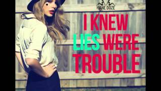 Taylor Swift -I Knew You Were Trouble -Best Remix