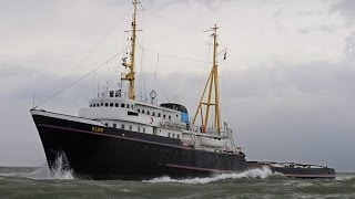 SEA TRIAL ELBE 2014
