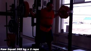 Francis Rousseau - Training 2014-04-11