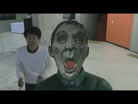 스니커즈 좀비 변신 영상(Snickers Zombie Transformation Video)