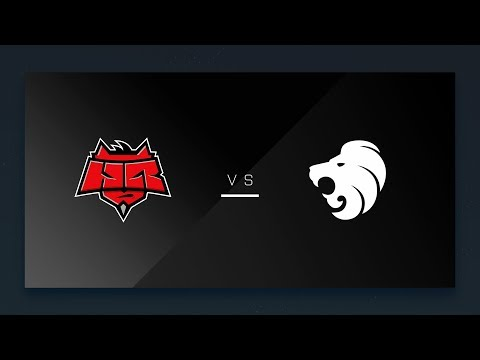 CS:GO - HellRaisers vs. North [Overpass] Map 1 - EU Day 8 - ESL Pro League Season 6