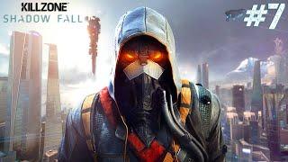 Killzone: Shadow Fall   #7   CH4: The Patriot   Walkthrough Gameplay SK/CZ   SHAX   1080p   PS4