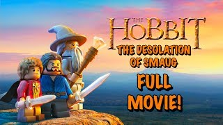 Lego The Hobbit The Desolation of Smaug Full Movie!!