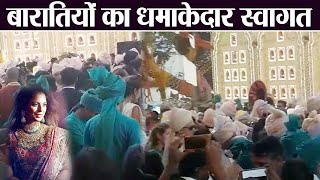 Isha Ambani Wedding: Anand Piramal बारात लेकर पहुंचे, Mukesh Ambani ने किया धमाकेदार स्वागत |Boldsky
