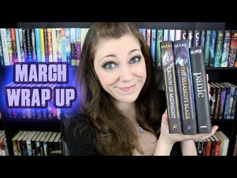March Wrap-Up!