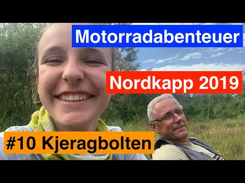 #10 Motorradabenteuer Nordkapp 2019 - Krejagbolten