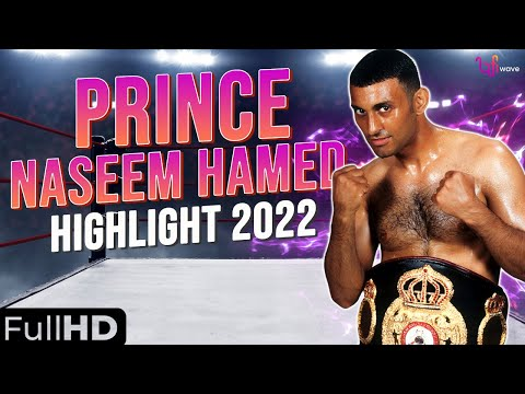 The Prince Naseem Hamed Highlight || Boxing Highlights | HD | 2014 | Knockout