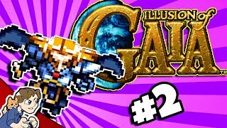 RUNNING WITH CAPES | Illusion of Gaia #2 | ProJared Plays
