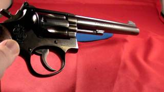 S&W K-22 The Gun I Learned To Shoot With.