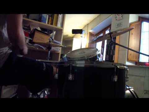 Kings Of Leon - Four Kicks (Drum Cover) HD