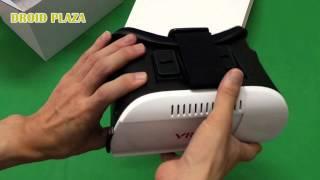 VR Box 3D Virtual Reality VR Glasses Google Cardboard for 4.7