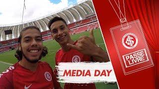 Passe Livre: Media Day