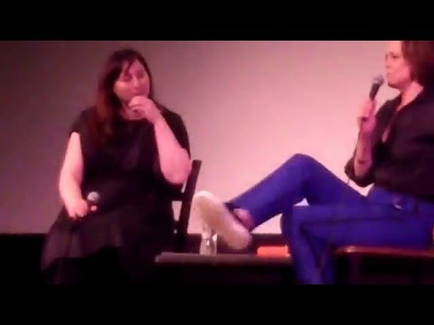 Sigourney Weaver Q&A on Alien Day 4/26/16 NYC/NY