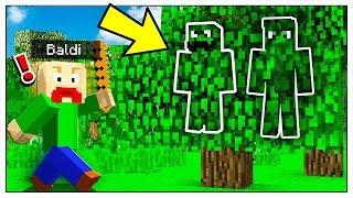 GIOCHIAMO A NASCONDINO IN GITA CON BALDI! - Minecraft ITA