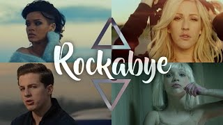 download lagu Rockabye The Megamix – Rihanna • Justin Bieber • gratis