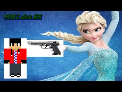MW2 #3 eu sou do filme Frozen