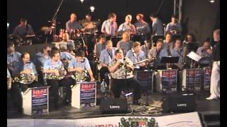 "Rudolf Mazač Kentonmania Big Band ""No Greater Love"" - feat. Bobby Shew Trpt."