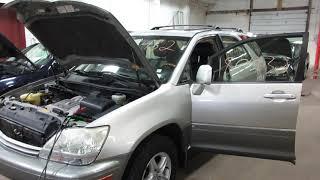 Parting out a 2002 Lexus RX300 parts car - 180432 - Tom's Foreign Auto Parts