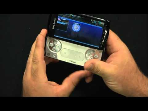 Sony Ericsson Xperia Play Review ( Verizon Wireless)