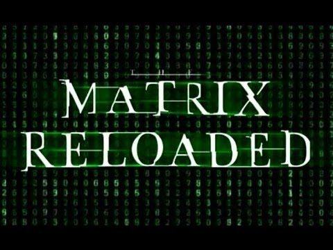 The Matrix Reloaded (my 200th film review!)