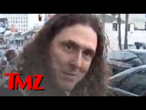 Weird Al Unveils New TMZ Song
