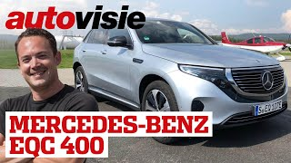 Mercedes-Benz EQC 400 (2019) - Test - Autovisie TV
