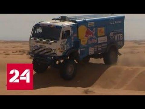 Африка Эко Рейс: главная интрига - второе и третье место